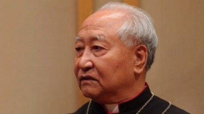 El Papa se despide del Cardenal Cheong Jinsuk en un telegrama por su fallecimiento