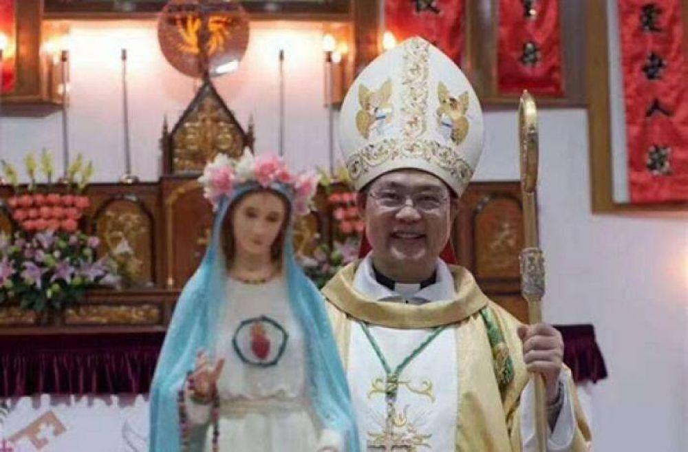 Multado por acoger la misa del obispo clandestino. El Acuerdo China-Vaticano traicionado
