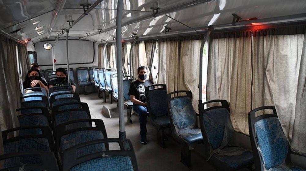 Confirman el paro empresarial de transporte de pasajeros desde este viernes hasta el lunes