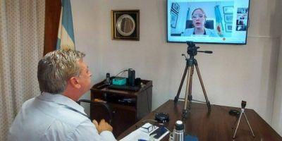 """Covid-19: gremios mercantiles bonaerenses le pidieron a Ruiz Malec priorizar """"vacunación para trabajadores esenciales"""""""