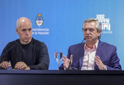 Consenso y paz provisoria: Nación y Ciudad le bajaron el tono a su disputa y se preparan para anunciar medidas