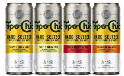 Coca-Cola lanza Topo Chico, su agua con gas de sabor y alcohol