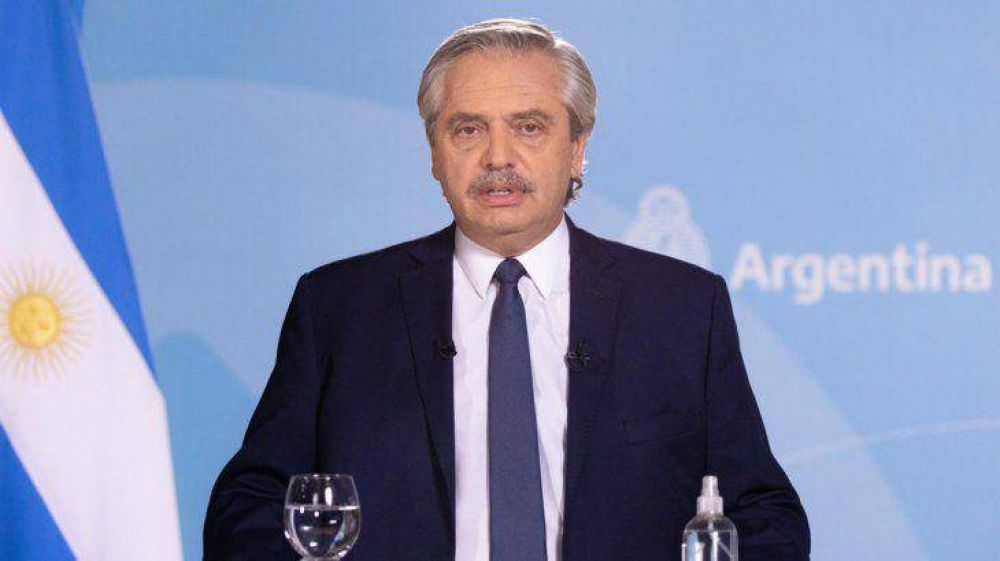 Alberto Fernández renovó restricciones para el AMBA hasta el 21 de mayo