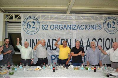 «Como peronistas, cada 1° de Mayo es sinónimo de lucha y de alegría»