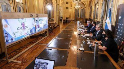 Del enojo por la falta de apoyo al acuerdo para evitar la explosión de la segunda ola: la zigzagueante relación de Alberto Fernández con los gobernadores
