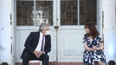 Alberto podría reunirse con Cristina para definir la crisis de Guzmán y Basualdo