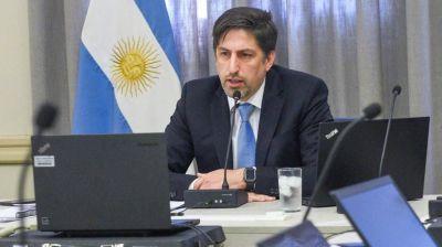 Nación recibe a CABA, Buenos Aires, Mendoza y Santa Fe por la suspensión de las clases presenciales