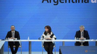 Exclusivo: Alberto y Cristina acordaron que siguen Guzmán y Basualdo