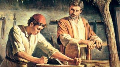 San José, padre trabajador