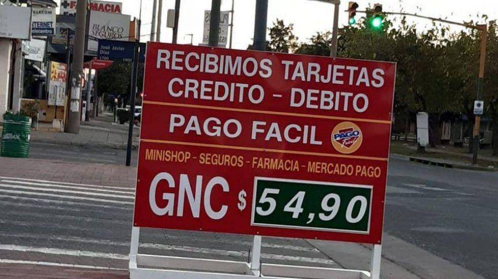 Una más: aumentó el precio del GNC en Córdoba