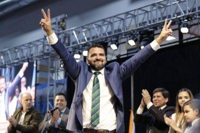 Walter Vuoto asumió la presidencia del Partido Justicialista en Tierra del Fuego
