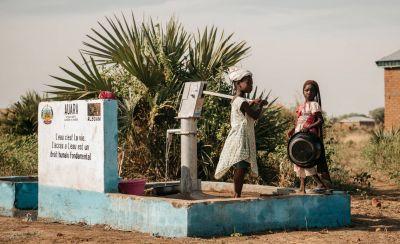 El agua que refleja el cambio social