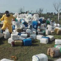 El manejo de envases fitosanitarios abrió fuerte polémica por multas millonarias