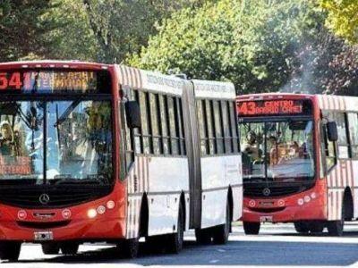 Este lunes, se tratará en el HCD la prorroga del contrato de concesión del servicio de transporte