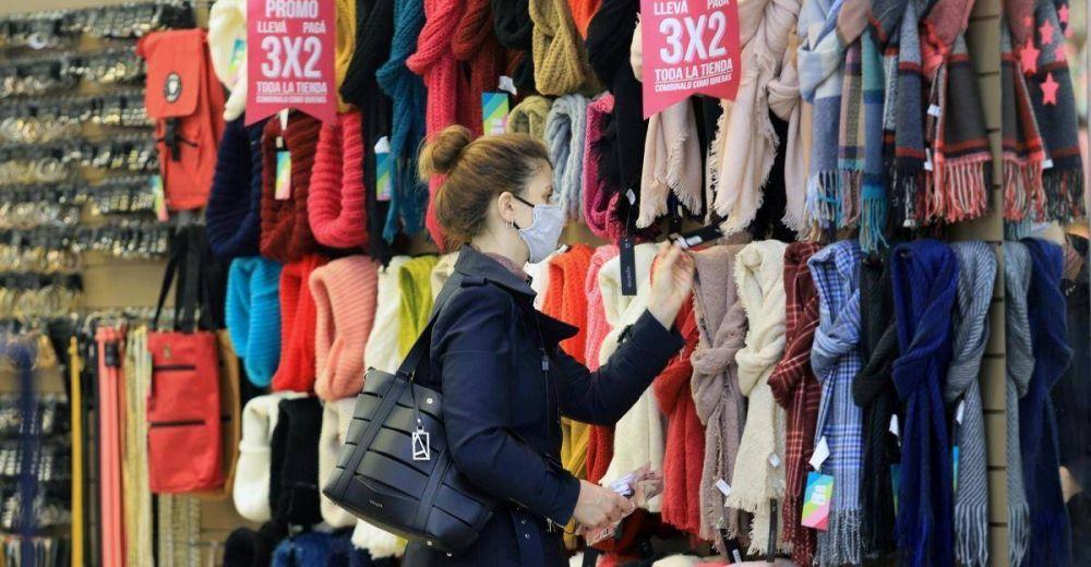 Las ventas minoristas subieron 40% en abril y acumulan un avance de 6% en lo que va del año