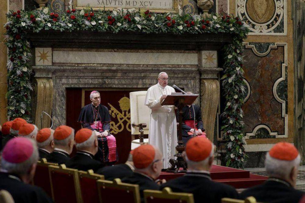 Otro cambio radical del Papa: eliminó privilegios judiciales de cardenales