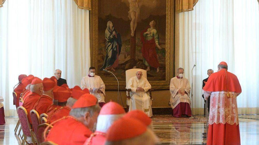"""El Papa destaca la """"vida cristiana y ejemplar santidad"""" de siete nuevos santos"""