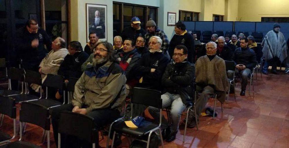 Los Madrugadores se consagran a San José
