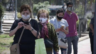 El sistema de salud de San Luis está colapsado y le piden a la población que extremen cuidados