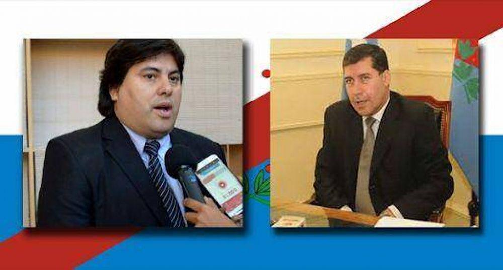 Sergio Casas y Danilo Flores, entre los diputados menores de 60 años que fueron vacunados