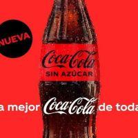 ¿La mejor Coca-Cola de todas?: la Sin Azúcar con nuevo sabor llega a la Argentina
