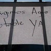 Vecinos de Iguazú se manifestaron frente al IMAS