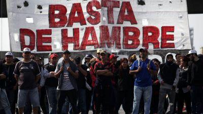 «No es momento de hacer movilizaciones ni marchas»