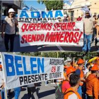 """Laplace sobre la marcha por el trabajo en Catamarca """"la mayoría de la sociedad apoya a la industria minera"""""""