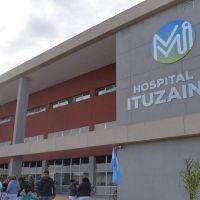 Ituzaingó aumentó la utilización de oxígeno en un 68%