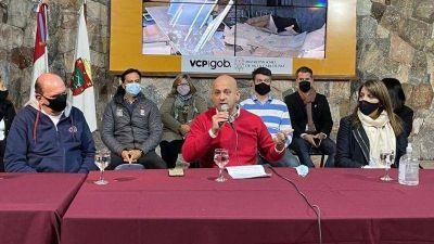 ¿Qué dijo el intendente Gómez Gesteira sobre el nuevo servicio de agua?