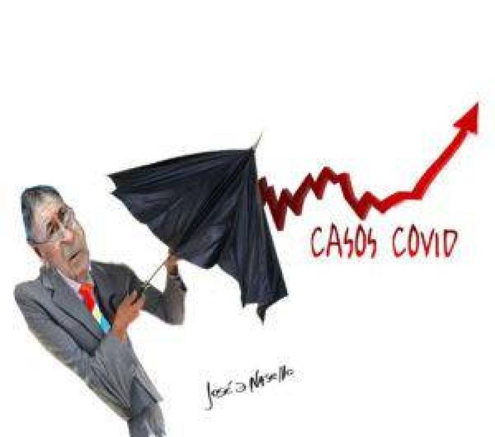Covid: Schiaretti se diferencia, pero abre el paraguas