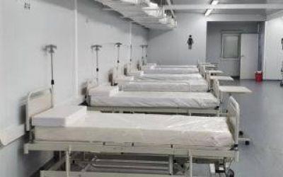 Cruces entre Dichiara y Gay por el Hospital Modular de Monte Hermoso y las camas UTI