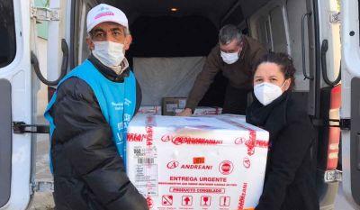Llegan 3 mil vacunas Sputnik V a Bahía y piden estar atentos a los turnos