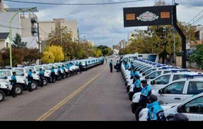 Patagones recibirá 9 patrulleros nuevos