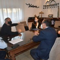 Tornquist: el Municipio aúna esfuerzos con el INTI y la UPSO