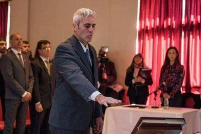 Destituyeron al juez Sebastián Salem