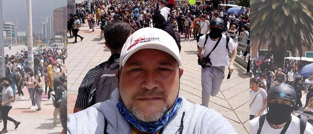 """Colombia: Julio Rubén Padilla: """"La gente está cansada"""""""