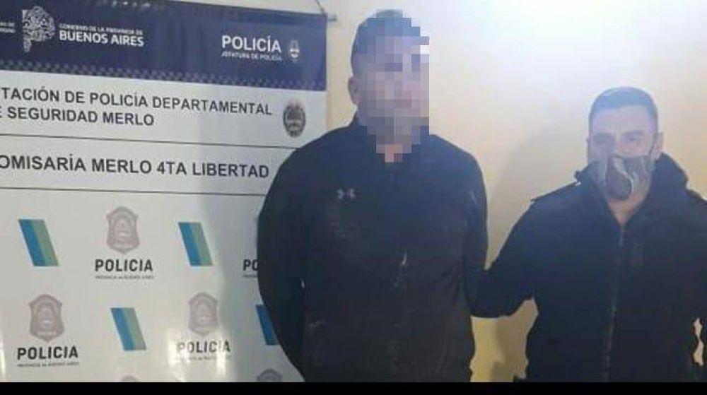 Merlo: detuvieron a un acusado de formar parte de una banda que cometió un raid delictivo