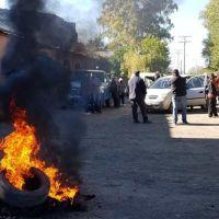 Trabajadores de La Reginense mantienen la protesta por salarios adeudados