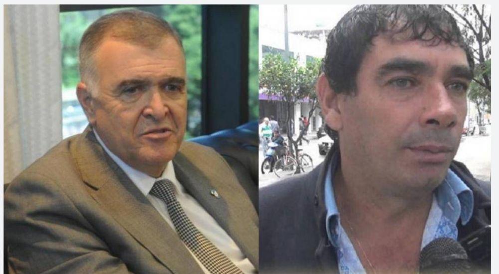 Osvaldo Jaldo intimó al dirigente de UATRE Enrique Ledesma a mostrar pruebas de su denuncia o le iniciará acciones de legales