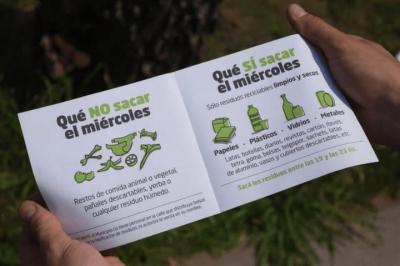 Morón | El CEAMSE destacó los resultados del Día Verde en el municipio