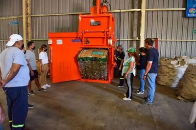 Escobar Sostenible: en lo que va del año se recolectaron 166.000 kilos de residuos sólidos urbanos para reciclar