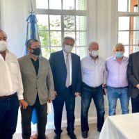 La CGT visita a Alberto Fernández y busca evitar que el kirchnerismo avance en el control de las obras sociales