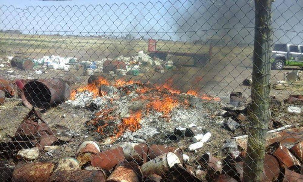 El Gobierno bonaerense impulsó histórica multa a multinacionales por contaminar e incumplir leyes ambientales