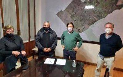 Paritaria en San Miguel 2021: Acordó un 42% de aumento con los sindicatos municipales