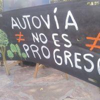 Alternativa Ruta 38: carta de los vecinos de Punilla a Fernández y Schiaretti