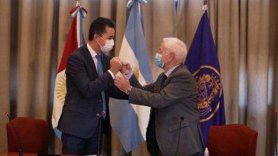 La Legislatura y la UNC firmaron un convenio de colaboración