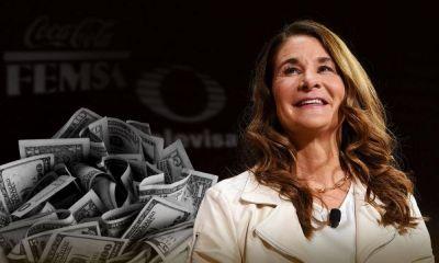 Melinda Gates recibe 500 mdd en acciones de Televisa y Coca-Cola Femsa tras separación