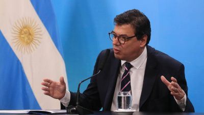 """Ante los desafíos previsionales actuales, Moroni instó a """"resolver los problemas del mercado laboral"""""""