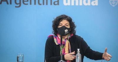 Salud se despega de los hisopados truchos en Ezeiza y apunta a Aeropuertos